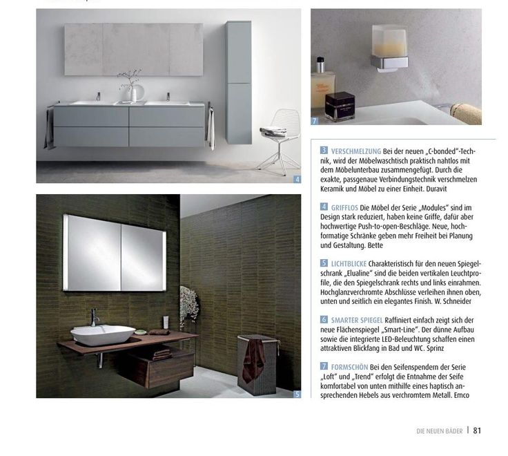 148 best Bad images on Pinterest Castle, Bathroom ideas and Home - led licht für badezimmer
