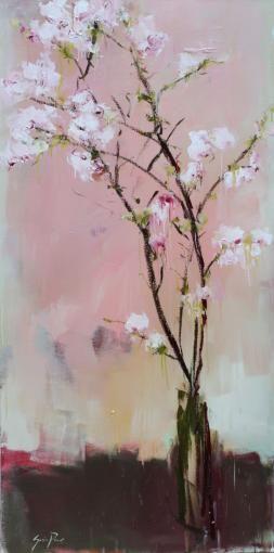 Cherry Blossoms - Susie Pryor