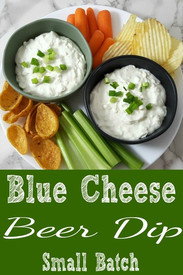 Blue Cheese Beer Dip Is So Tasty Super Addicting And Easy To Make The Combination Of Beer Blue Cheese Cream Che Beer Dip Beer Cheese Dip Appetizer Recipes
