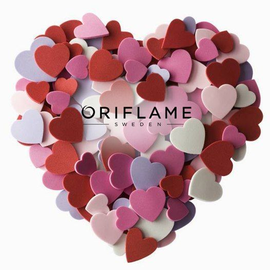 Everyday I love you #Oriflame