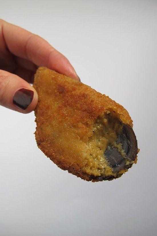 To be gourmet: mejillones Ameztoi. Mussels.