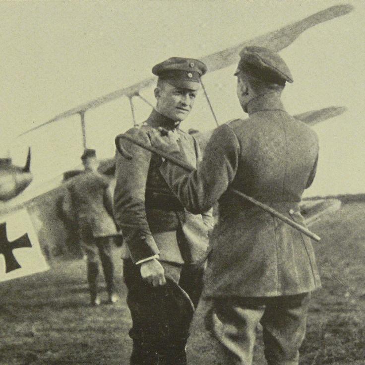 Manfred von Richthofen, German WWI Fighter Ace