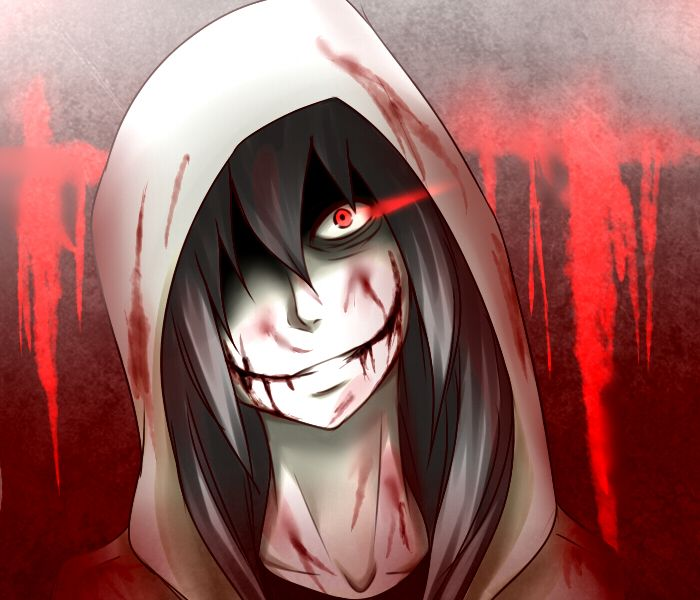 191 Best Images About Jeff The Killer On Pinterest