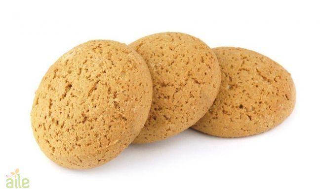 İrmikli bebek bisküvisi