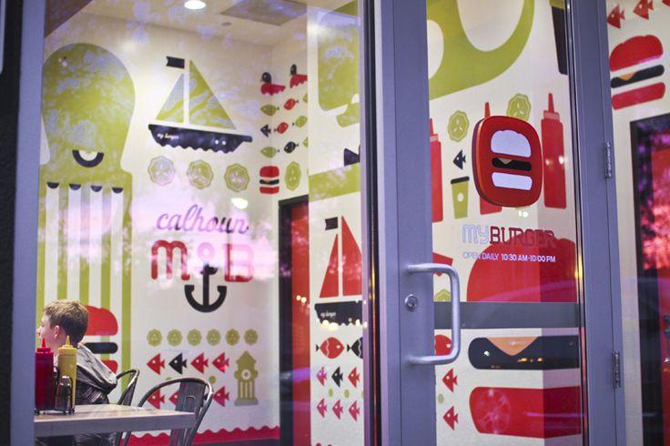 xDesign Collection, Burgers Brand, Media Artdesign, Burgers Redesign, Chefburg Design, Nick Smasal, Graphics Design, Restaurants Marketing, Brand Inspiration
