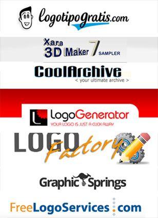Excelentes sitios web para crear logos gratis
