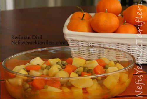 Zeytinyağlı Kereviz - Nefis Yemek Tarifleri http://www.nefisyemektarifleri.com/zeytinyagli-kereviz-mandalina-sulu/