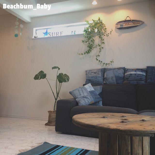 BEACH STYLE/雑貨/貝殻/西海岸/サーフテイストが好き♡/スターフィッシュ…などのインテリア実例 - 2015-04-06 00:31:12   RoomClip(ルームクリップ)
