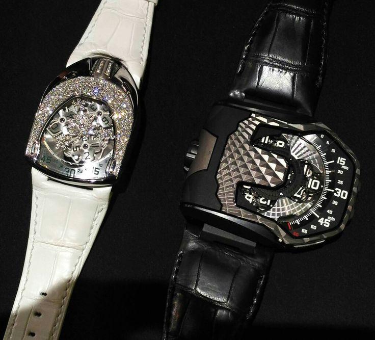 His & Hers UWERK watch