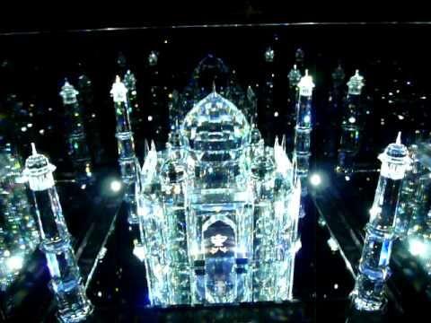 Swarovski Crystal World Museum, Innsbruck, Austria (V5)