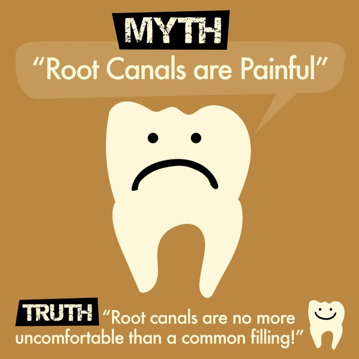 Getting a root canal and not sure what to expect? Click