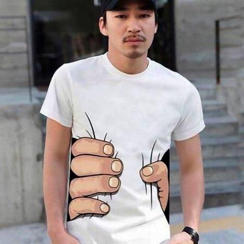 20 camisetas creativas con diseños geniales.   #camisetas #diseño #creatividad