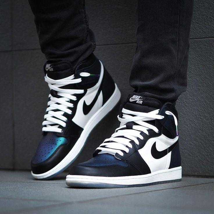 Air Jordan 1 Retro High All Star Gotta Shine / Chameleon #sneakers