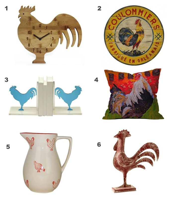 106 best rooster decor images on pinterest | rooster decor, canvas