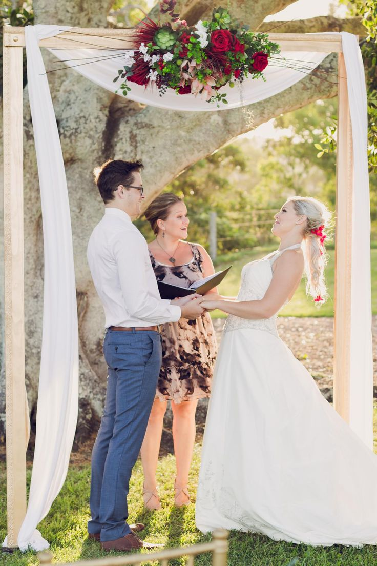 Marriage Celebrants in Brisbane City & Metropolitan