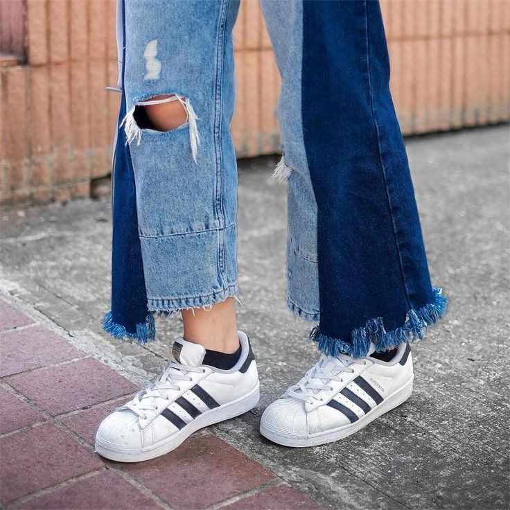 Sneakers women - Adidas Superstar (©misscarlaviolet)