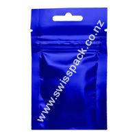 Blue With Euro Solt Visit at http://www.swisspack.co.nz/3-side-seal-flat-pouch/