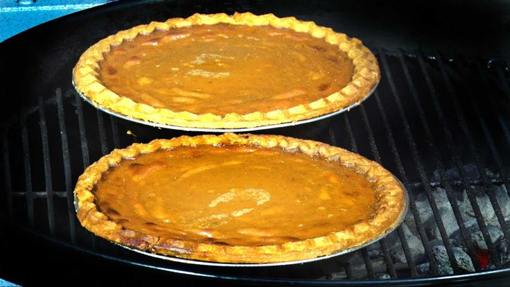 Fireball Cinnamon Whiskey Pumpkin Pie - Welcome to BBQ Pit Boys