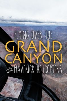Ready for a different kind of Vegas experience? If you are ever going to treat yourself to a private helicopter ride, Las Vegas is the place to do it. On my recent excursion to Vegas, I had the opportunity to do a helicopter flight over the Grand Canyon, and it was truly unforgettable. Here's my experience flying over the Grand Canyon with Maverick Helicopters!