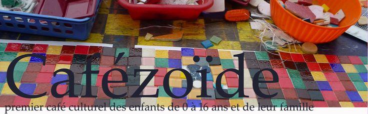 Cafézoïde - Le premier café des enfants, Paris 19°