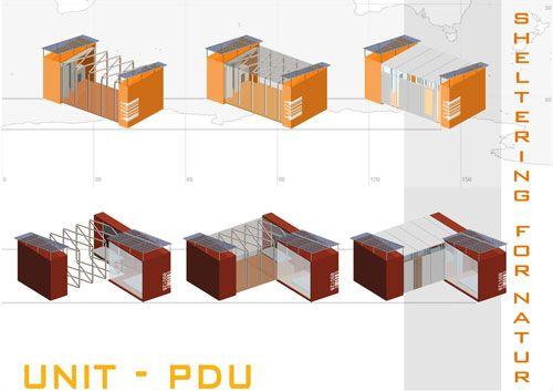 die besten 25 konteiner ideen auf pinterest container container design und verschiffbare. Black Bedroom Furniture Sets. Home Design Ideas