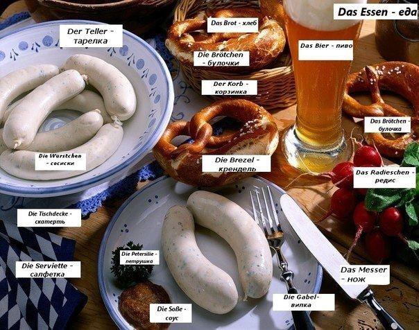typical German food