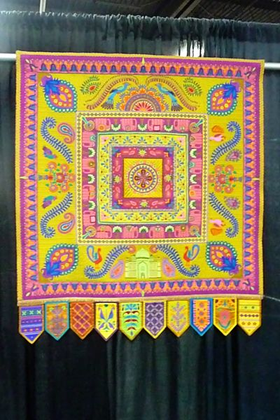 dzyning things: The Quilt Fest of New Jersey VII