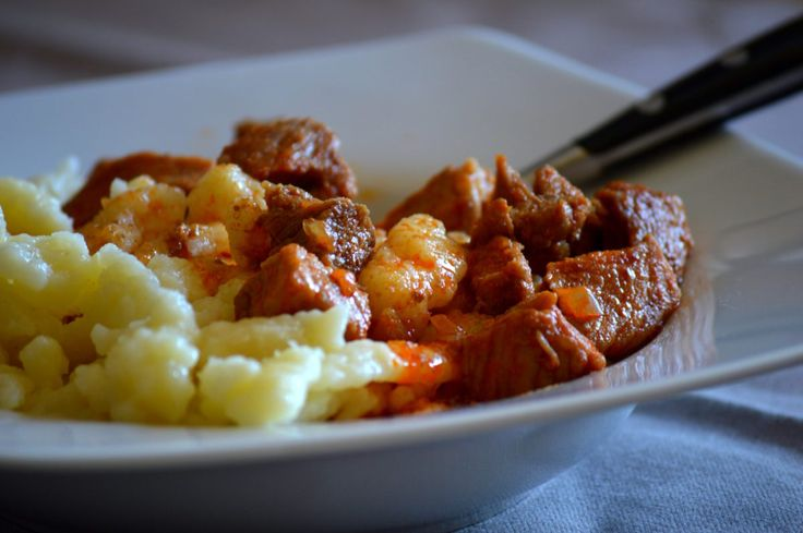 Pork Stew - Hungarian Cookbook