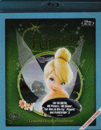 Helinä-keiju (Blu-ray) 14,95€