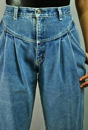 """baggies"" from the 80's #nostalgia I liked these jeans and I Miss them, they were comfortable"