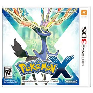 Nintendo 3DS - Pokemon X $36.99