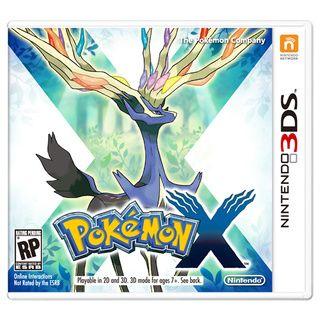 Nintendo 3DS - Pokemon X $36.99