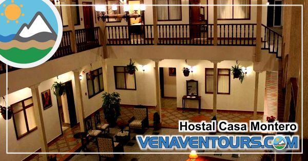 Hostal Casa Montero se encuentra en el distrito Centro Histórico de Quito , en la plaza de Santo Domingo , declarada patrimonio histórico de la huma...