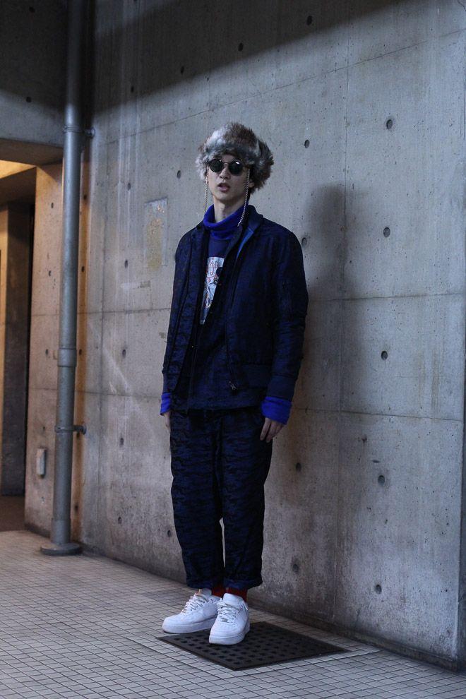 ストリートスナップ大阪 - レイヤーさん | Fashionsnap.com