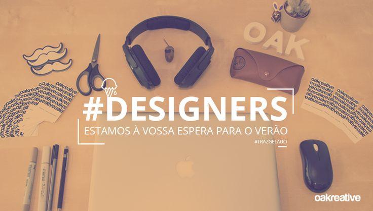 Se és estudante de Design, queremos falar contigo.  Em coordenação com os designers da empresa, pretende-se que o estagiário(a) colabore na elaboração de elementos gráficos corporativos, nomeadamente brochuras, flyers, entre outros. #design #estagiodeverao #recrutamento #uidesign #designgrafico