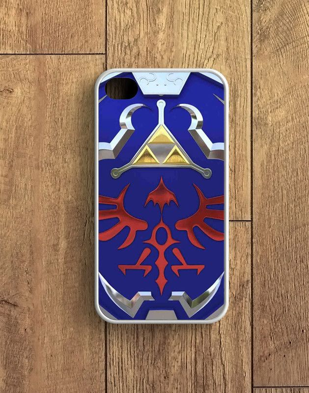 Zelda Link Hyrule Shield iPhone 4 | 4S Case