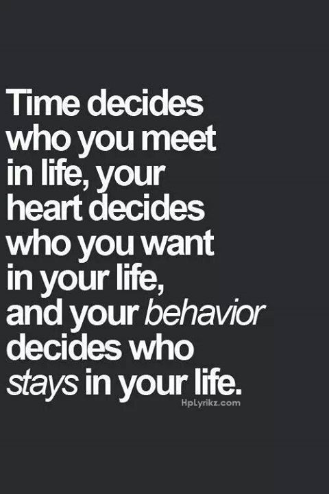 Yeap. What it comes down to is your actions in the end. As the saying goes actions speak louder than words.