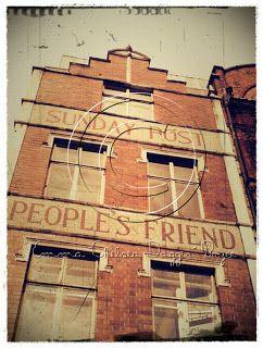 "The Sunday Post Building - Fleet St. London (C) Emma ""Chelsea Dagger"" Boyce"