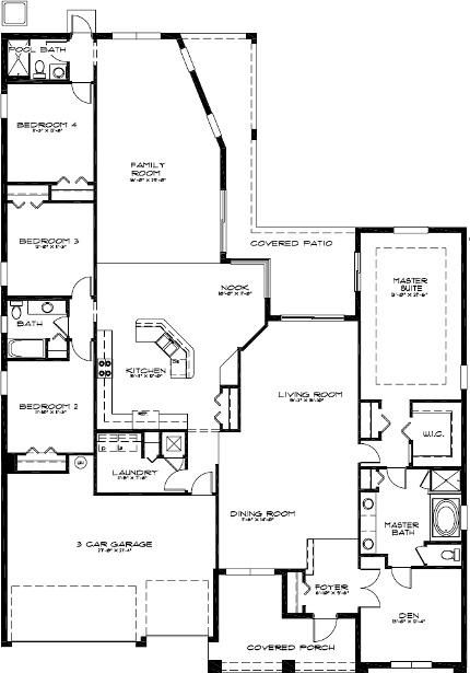 82 Best Floor Plans Images On Pinterest Floor Plans House Floor Plans And House Design