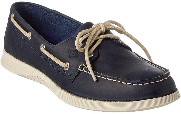 Sperry Top Sider Men S Quest  Eye Boat Shoe