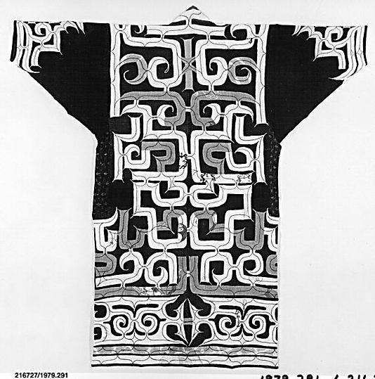 19th Century Japanese Robe