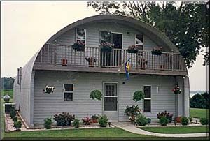 Alternative Home - Custom Steel Buildings for Economical Alternative Housing    americansteelspan.us