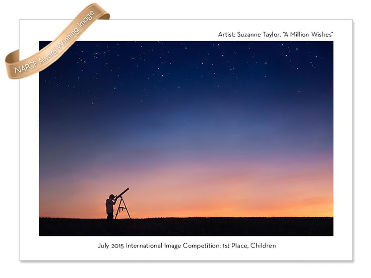 A Million Wishes Award Winning Image