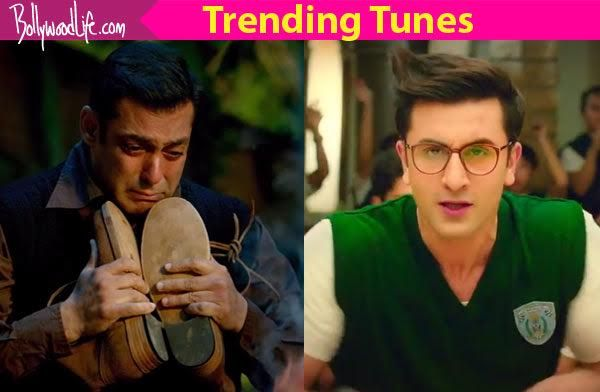 Trending Tunes: Ranbir Kapoor's Galti Se Mistake and Salman Khan's Tinka Tinka Dil Mera are a hit this week #FansnStars
