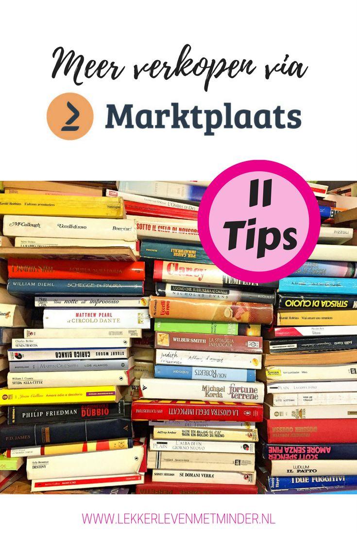 Meer verkopen via Marktplaats - 11 tips