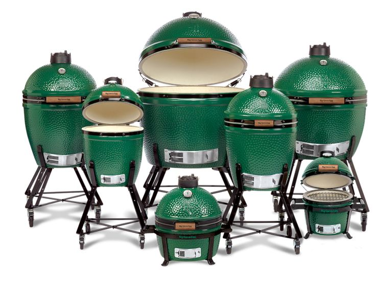 Father's Day gift ideas from you or the kids: If he likes to grill, he'll be obsessed with the Big Green Egg.