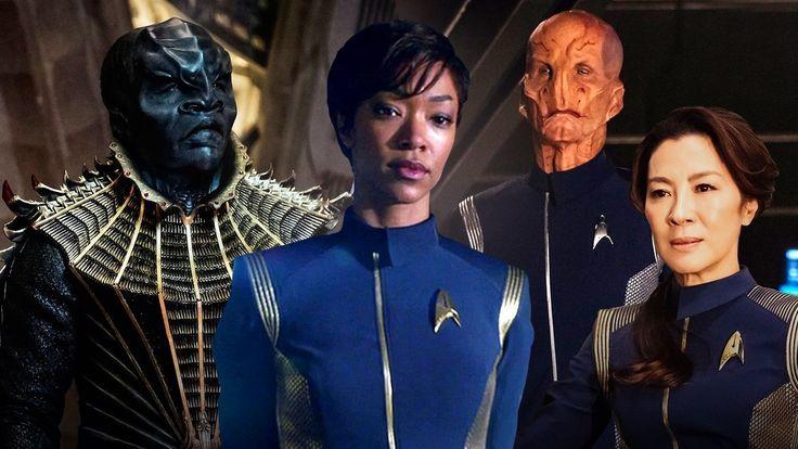 Star Trek Discovery : nos première impressions sur la série