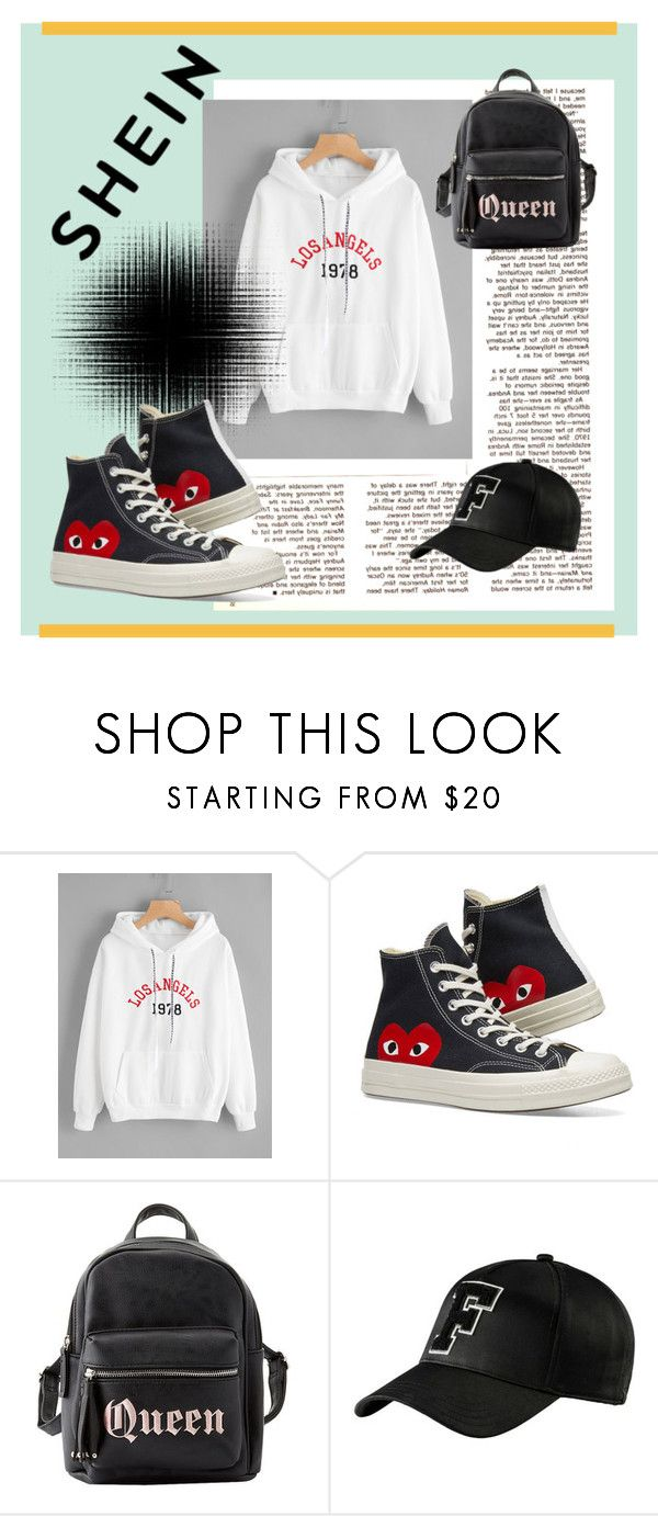 """SHEIN: WIN $30 COUPON"" by anchesky23 on Polyvore featuring Converse, Charlotte Russe and Puma"