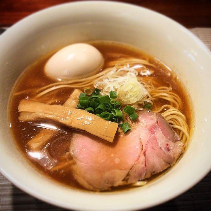 高田馬場ミシュランラーメン らぁ麺やまぐちさんの追い鰹中華そば さすがながらの味しかしどこかとても懐かしい味