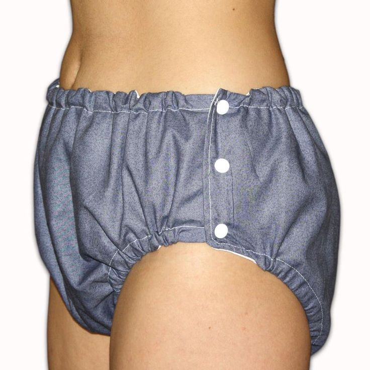 Adult Diaper Pattern. Sew this one for cheap...It's like cloth depends! Fits like a brief. $20